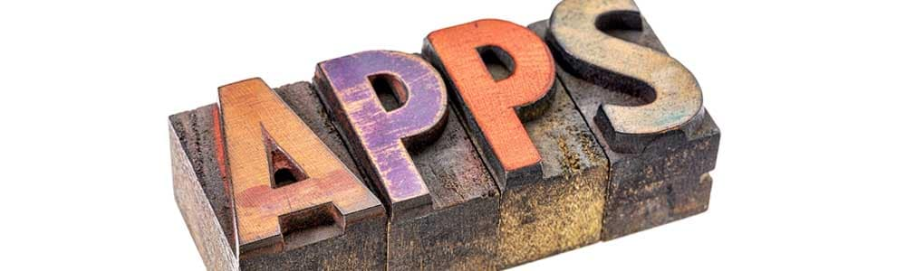 apps - software for mobile devices