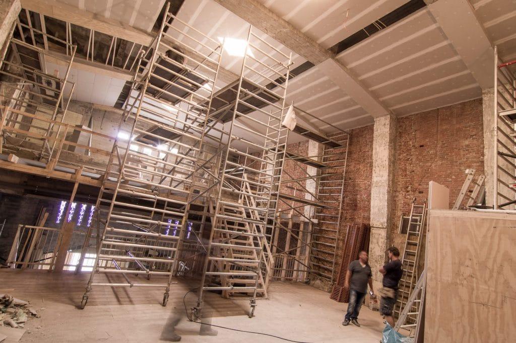 Renovatie Ceintuurtheater 2 - Verbouwexpert