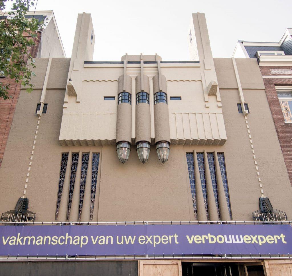 Renovatie Ceintuurtheather - Verbouwexpert