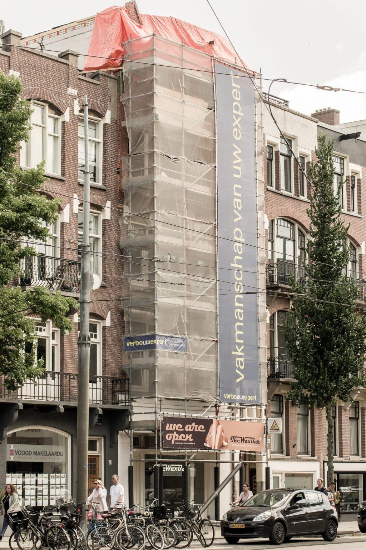 Renovatie volledig pand Amsterdam - Verbouwexpert